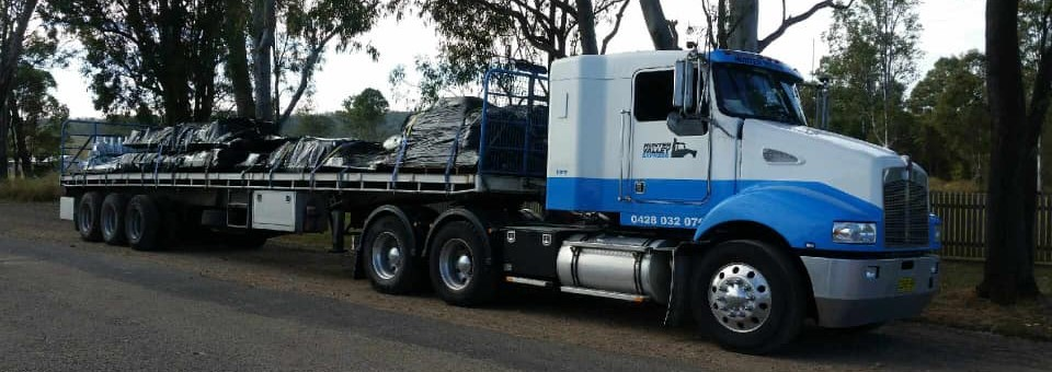 Hunter Valley Express Kenworth